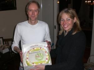 groenlinks taart - klus foto's eigen huis 002
