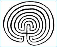 labyrint afbeelding