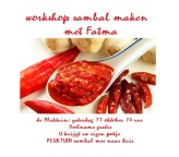 sambal workshop okt 2015