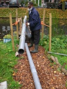 waterafvoer aanleggen okt. 2012 013