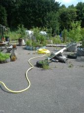 watersproei installatie pluktuin juli 2014 014