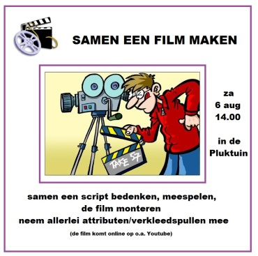 film maken 6 aug 2016