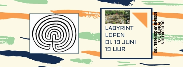 labyrint lopen 19 juni 2018