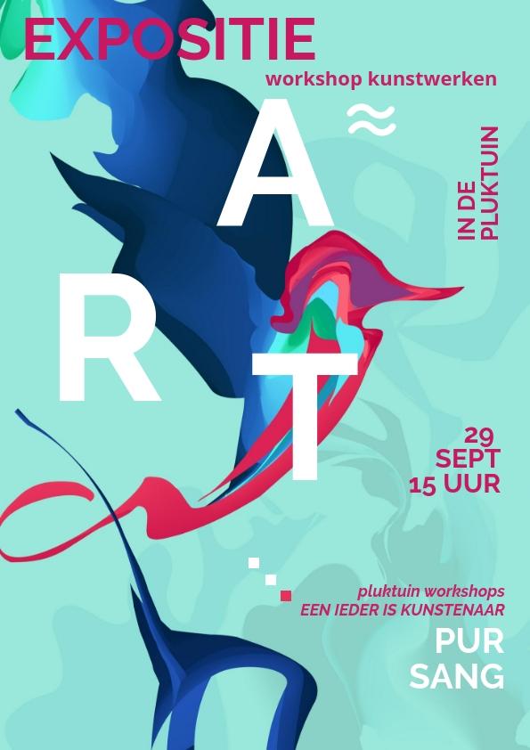 expositie workshop kunstwerken 29 sept 2018 A4