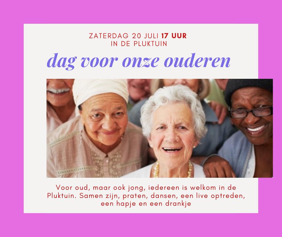 dag voor ouderen 2019