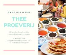 thee proeverij 27 juli 2019