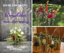 bloemschikken 24 aug 2019