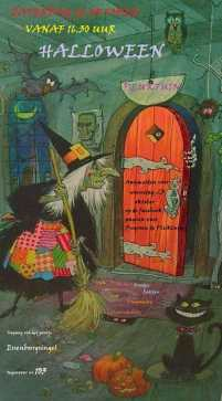 halloween uitnodiging 26 okt 2019